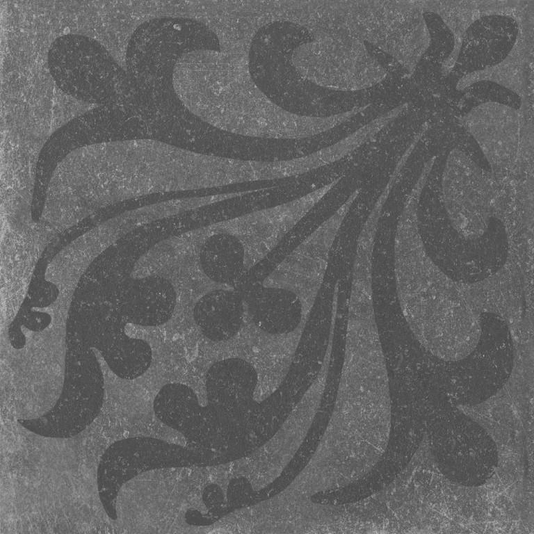 Codicer Softstone Anthracite Decor 25x25 Černá 7930