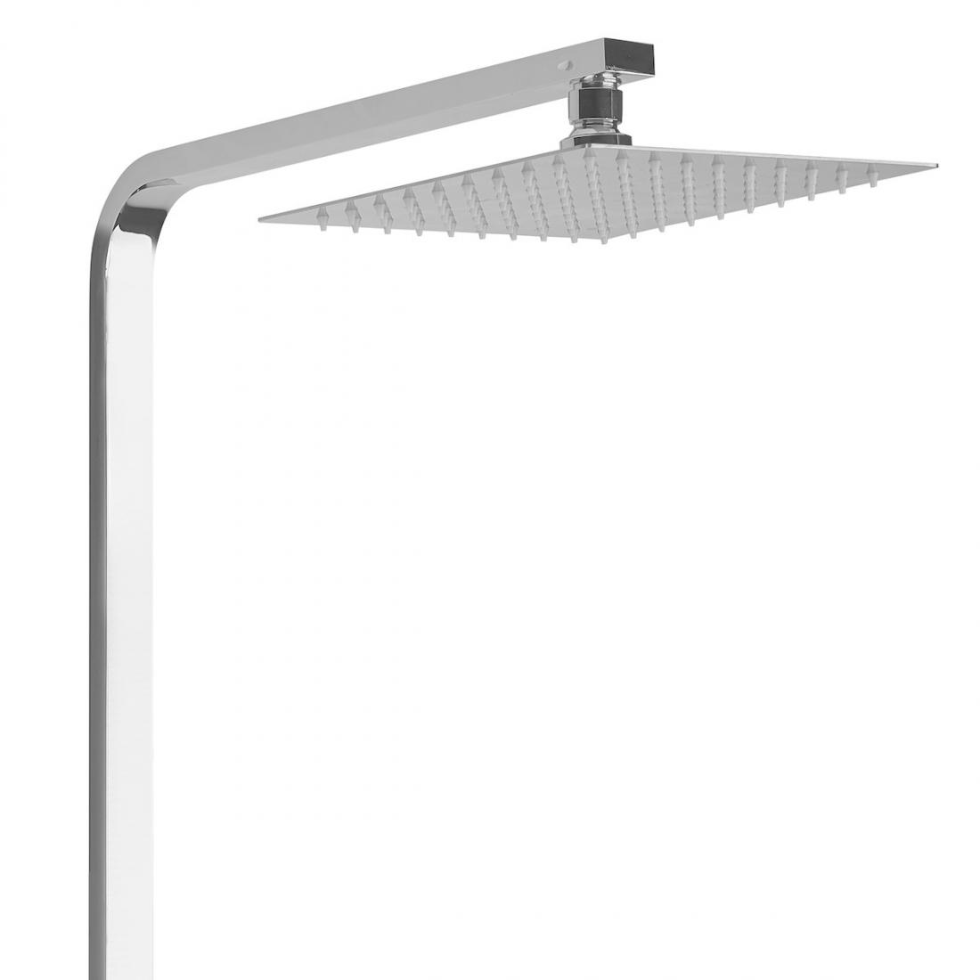 Sprchový systém Optima bez baterie chrom OPTIMAPIPEH
