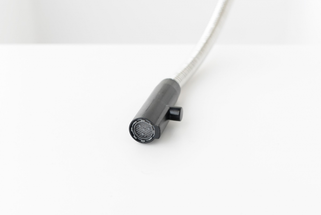 Dřezová baterie SIKO s vytahovací sprškou chrom SIKOBSD185