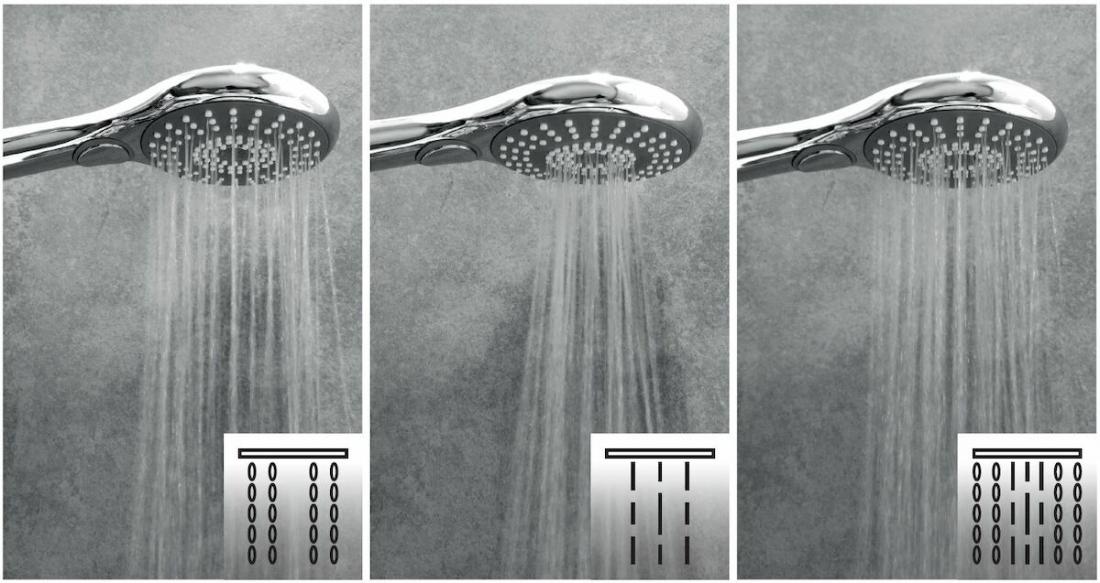 Ruční sprcha Siko chrom SIKOBSRST21