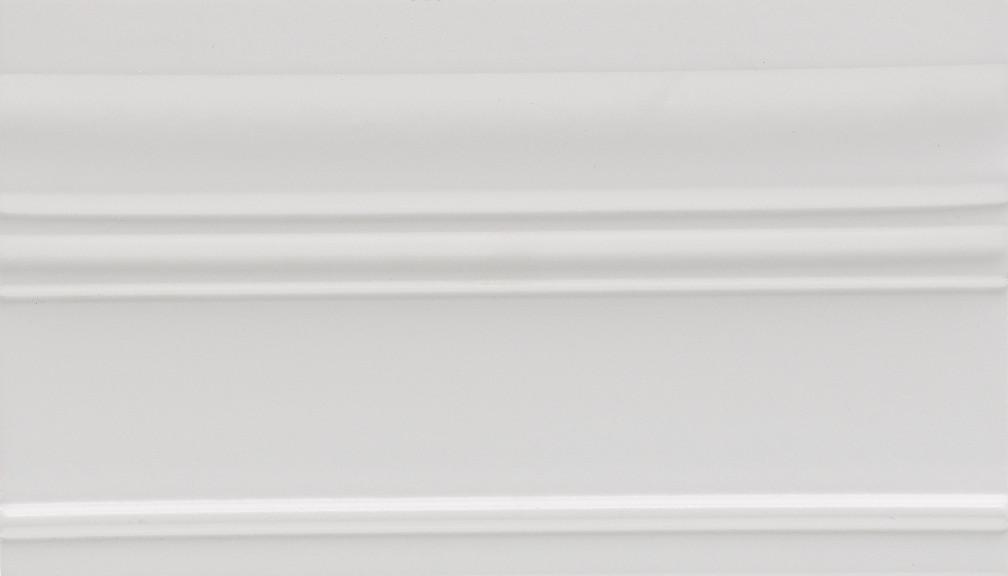Grazia Boiserie Finale Bianco Matt 12x20 Bílá FIN 01