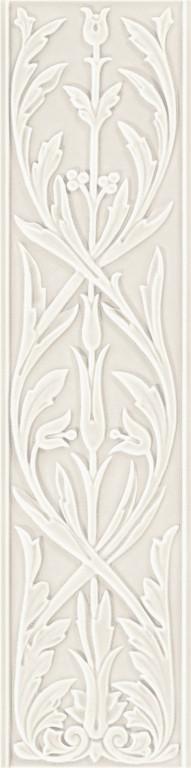 Grazia Epoque Ermitage Bianco Craquele 20x80 Bílá HER5