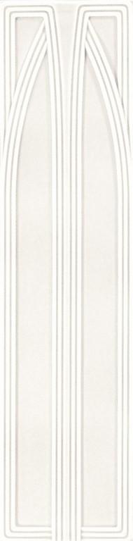 Grazia Epoque Belvedere Bianco MAtt. 20x80 Bílá BEL1