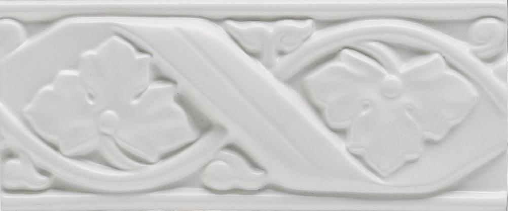 Grazia Boiserie Gemme Bianco Craquele 8x20 Bílá GE 05