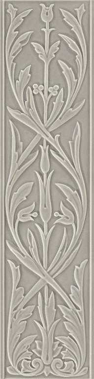 Grazia Epoque Ermitage Grey Craquele 20x80 Šedá HER4
