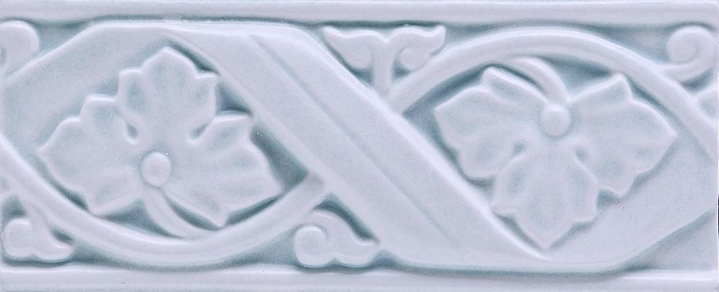 Grazia Boiserie Gemme Indaco 8x20 Modrá GEM 400