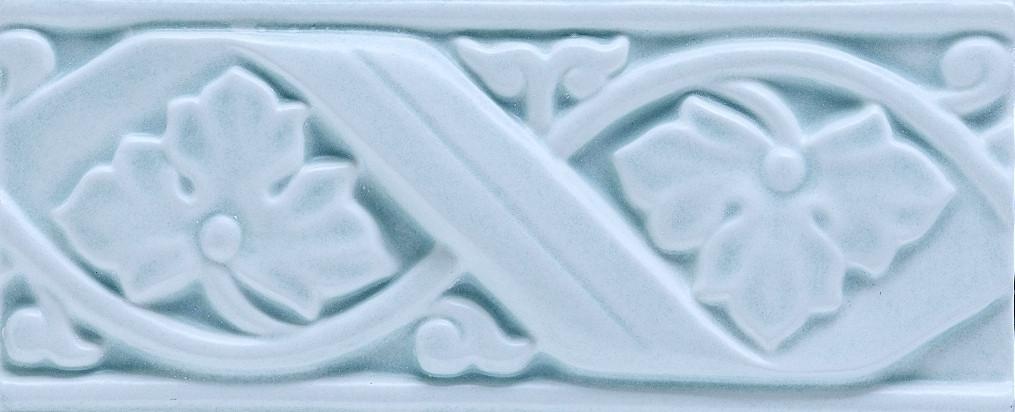 Grazia Boiserie Gemme Genziana 8x20 Modrá GE 11
