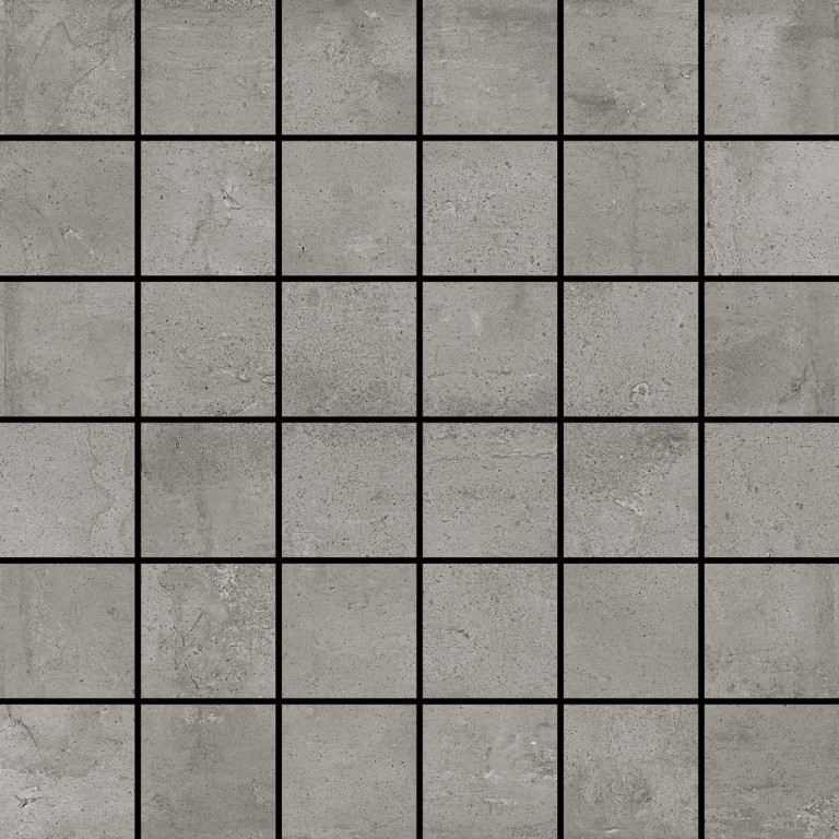 Aleluia Ceramicas Concrete Mosaic Fuse 29,5x29,5 Matt. Šedá DC112