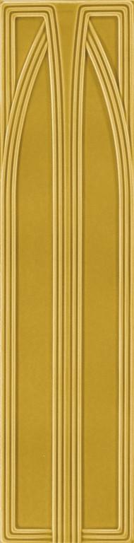 Grazia Epoque Belvedere Mustard Craquele 20x80 Žlutá BEL8