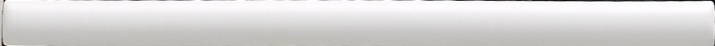 Grazia Boiserie Coprispigolo Bianco Craquele 1x20 Bílá COP 05
