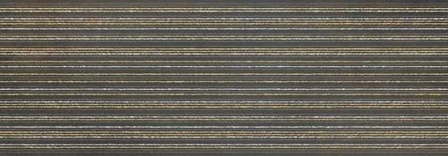APE Decor Meteoris Graphite Rect. 35x100 Černá, Antracitová, Šedá tmavá A034953/K38