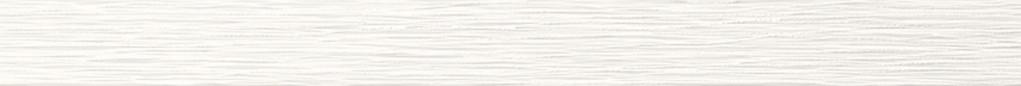Aleluia Ceramicas Dune Faixa White 5x90 Rett. Bílá F9100R