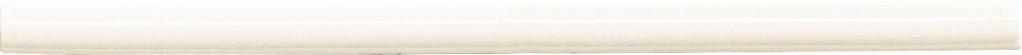 Grazia Impressions Coprispigolo White 1,2x27,9 Bílá, Krémová CIM100