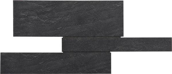 Arcana Mosaico Erg Surprise Negro 20x30 Černá Mosaico Erg Surprise Negro R.331