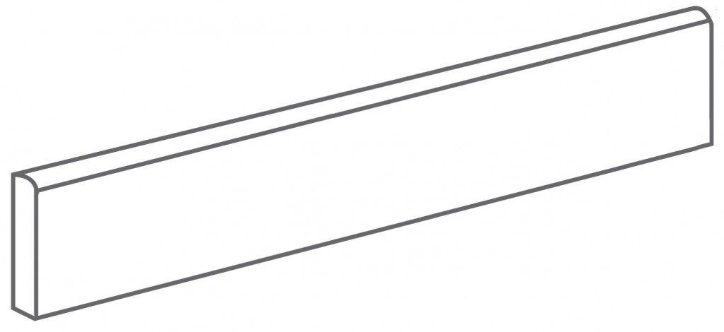 Arcana Lithos Skirting tile Sand 9,4x44,3 (sokl) Bílá, Béžová Lithos Skir. Sand R.314