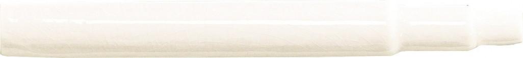 Grazia Impressions Ang. Zoccolo White 2x20 Bílá, Krémová ZAIM100
