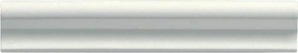 Grazia Vintage Bordura White 3,5x20 Bílá BO1