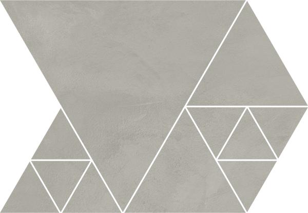 Arcana Fulson Carter Mosaic-SPR Sombra 23,7x34,3 Šedá tmavá Fulson Car. Mos.SPR Sombra R.344