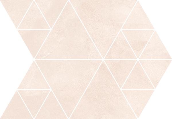 Arcana Fulson Carter Mosaic Beige 23,7x34,3 Béžová Fulson Car. Mos. Beige R.343