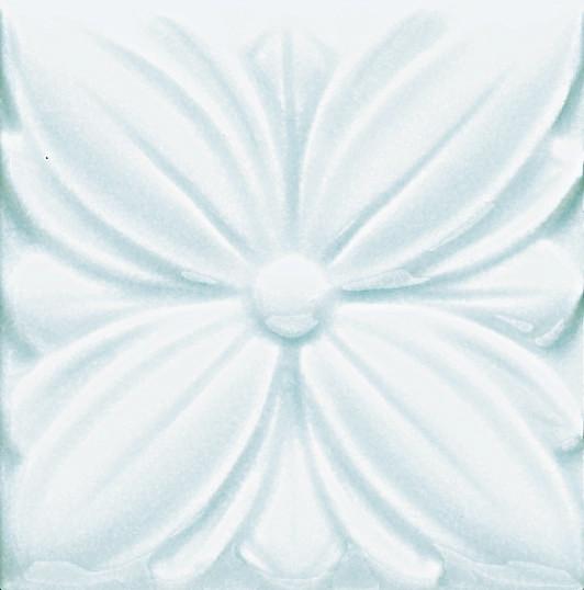 Grazia Melange Tozz. Alloro Light Blue 6,5x6,5 Modrá, Šedá TA3