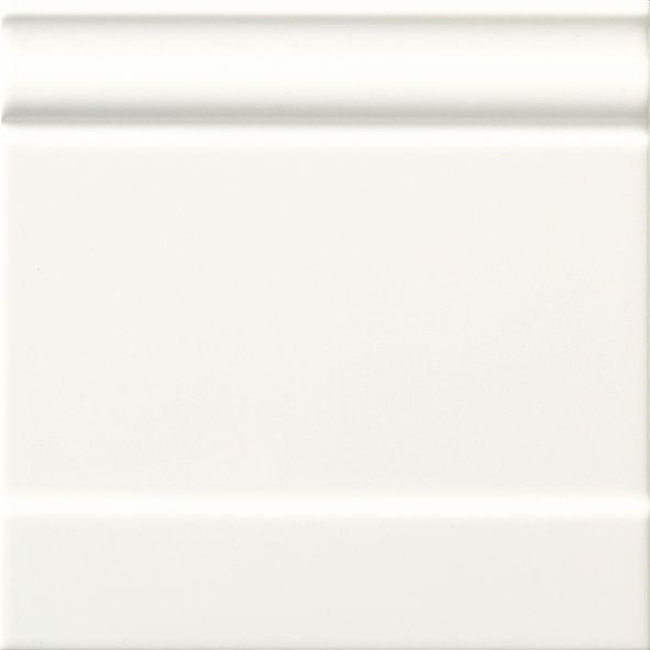 Grazia Venice Zoccolo White 20x20 Bílá ZO1
