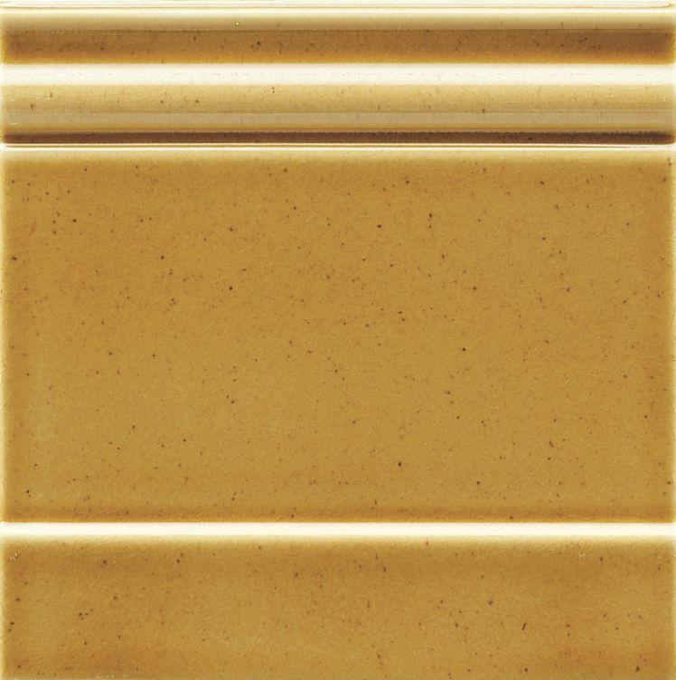 Grazia Venice Zoccolo Mustard Craquele 20x20 Žlutá, Okrová ZOE8