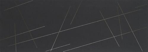 APE Whisper Decor Led Nero Rect. 31,6x90 Černá A032827/K53