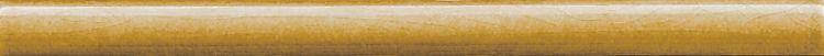 Grazia Venice Coprispigolo Mustard Craquele 1,2x20 Žlutá, Okrová COE8
