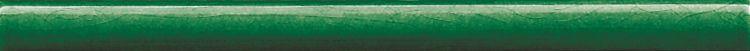 Grazia Venice Coprispigolo Bottle Craquele 1,2x20 Zelená COE6