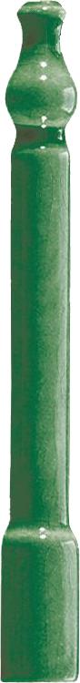 Grazia Venice Ang. Zoccolo Bottle Craquele 2x20 Zelená ZOAE6