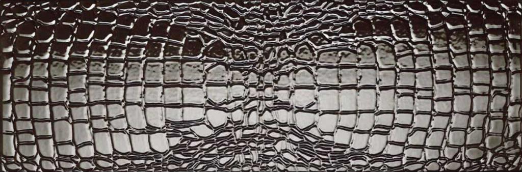 Settecento Crocotiles Croco Classic Brown 24x72 Hnědá 760145