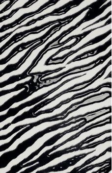 Settecento Animalier Zebra White 11,9x24 76621