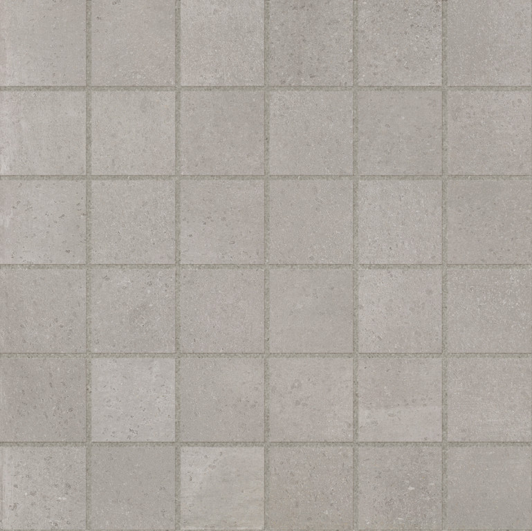 Marca Corona Stonecloud Grey Soft Tessere 30x30 Šedá F808