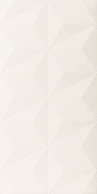 Obklad Marca Corona 4D Diamond White Decor 40x80 Bílá E055