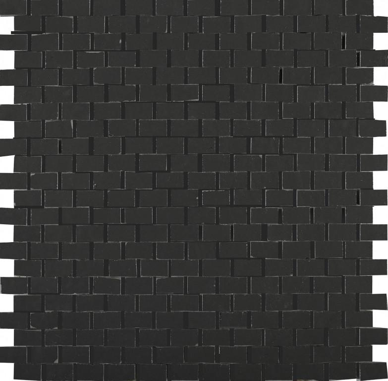 41zero42 Clay41 Mosaic Bricky Black 30x30 Černá 4100311