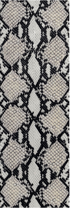 Settecento Animalier Cobra Ivory 24x72 Rett. 76662