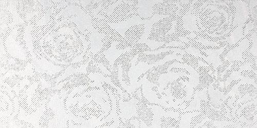 Elios Reflection Velvet White 30x60 Bílá, Šedá světlá 249D500
