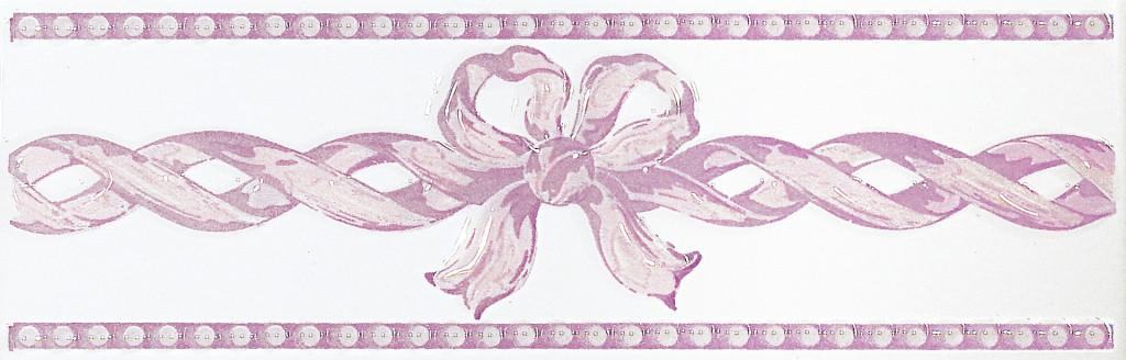 Brennero Ricordi Fiocco Rosa list. alto 6,5x20 Růžová LIFIAR