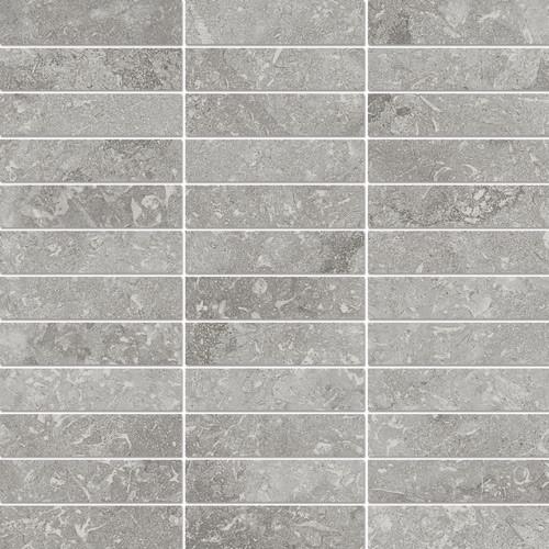 Arcana Buxi Mosaic Gris 30x30 Šedá Buxi Mos. Gris R.343