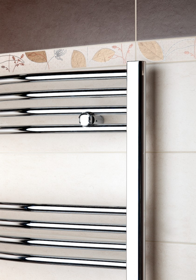 Radiátor kombinovaný Anima Marcus 111,8x60 cm chrom MA6001118CR
