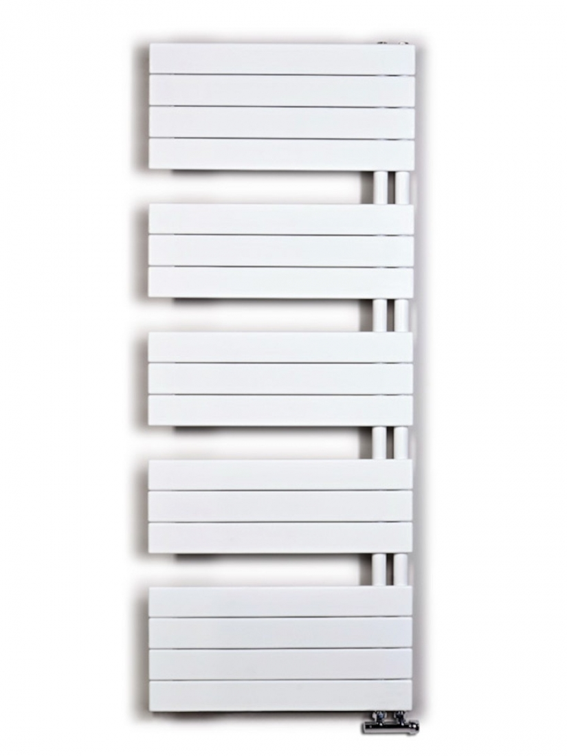 Radiátor kombinovaný Anima Oliver 151x60 cm bílá SIKODHR6001600