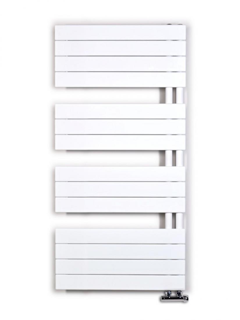Radiátor kombinovaný Anima Oliver 122x60 cm bílá SIKODHR6001300