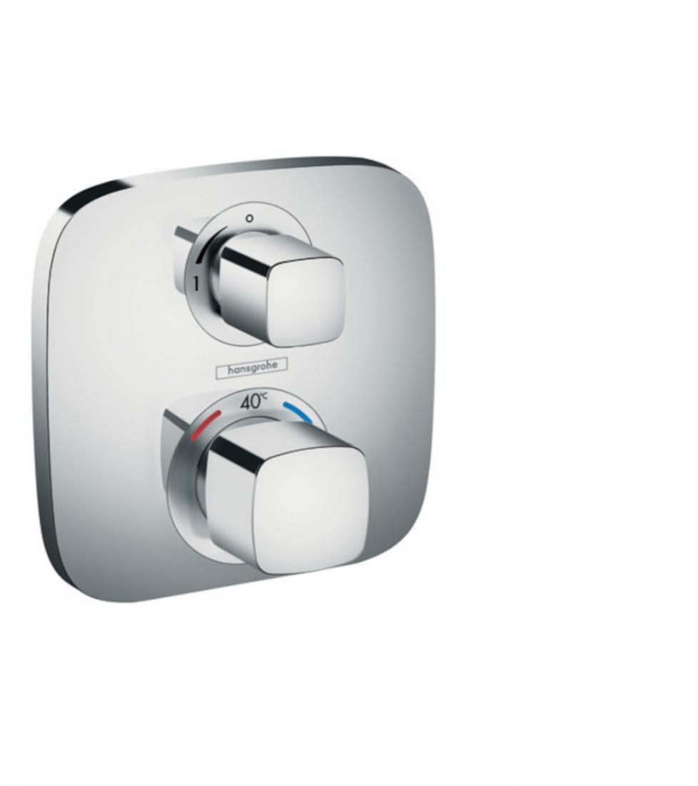Sprchová baterie Hansgrohe Ecostat E bez podomítkového tělesa chrom 15707000