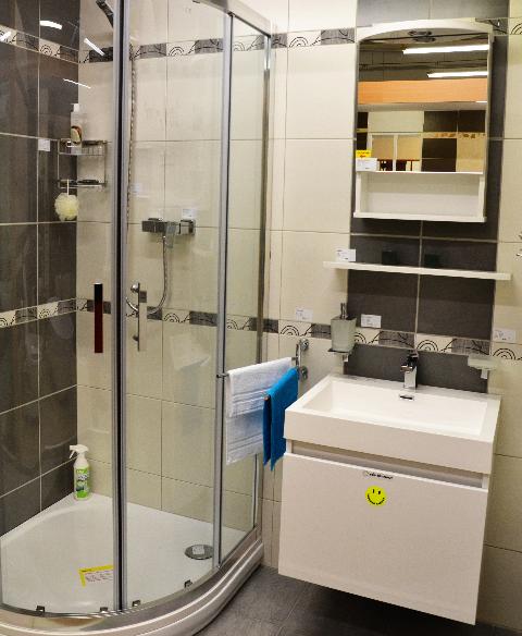 Sprchová baterie Optima Levanta bez sprchového setu 150 mm chrom LE268