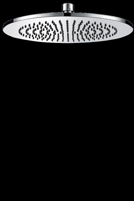 Hlavová sprcha Optima chrom OPB006