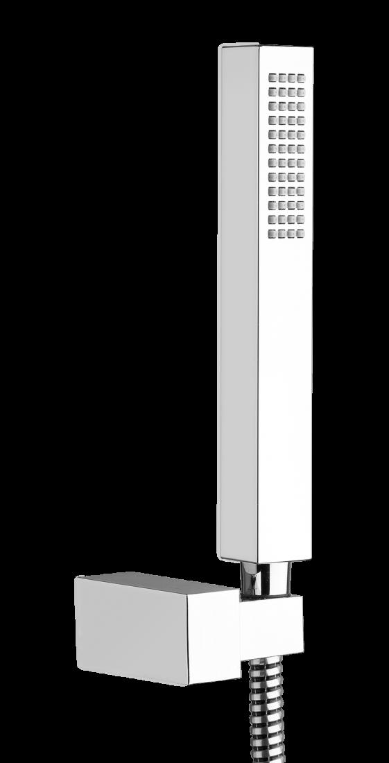 Vanový set Optima chrom OPH004