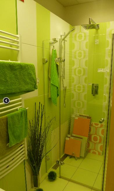 Hlavová sprcha Optima chrom OPH009