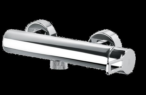 Sprchová baterie Paffoni Vallone bez sprchového setu 150 mm chrom RIN168
