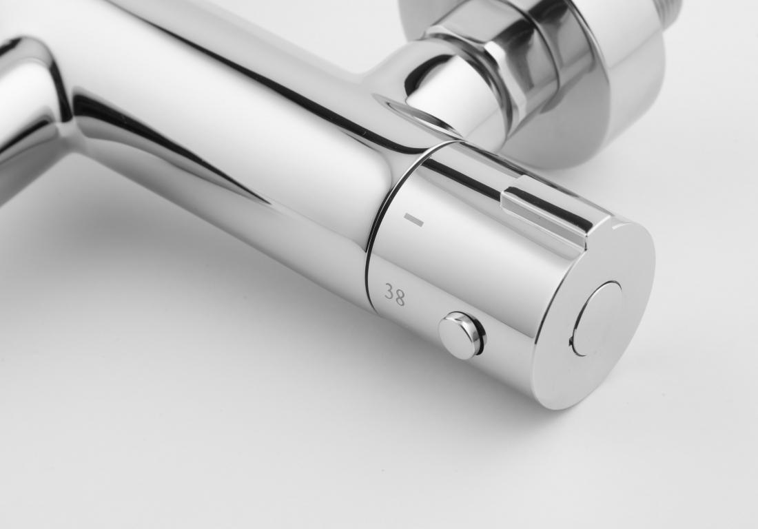 Vanová baterie Optima bez sprchového setu 150 mm chrom SIKOBST222