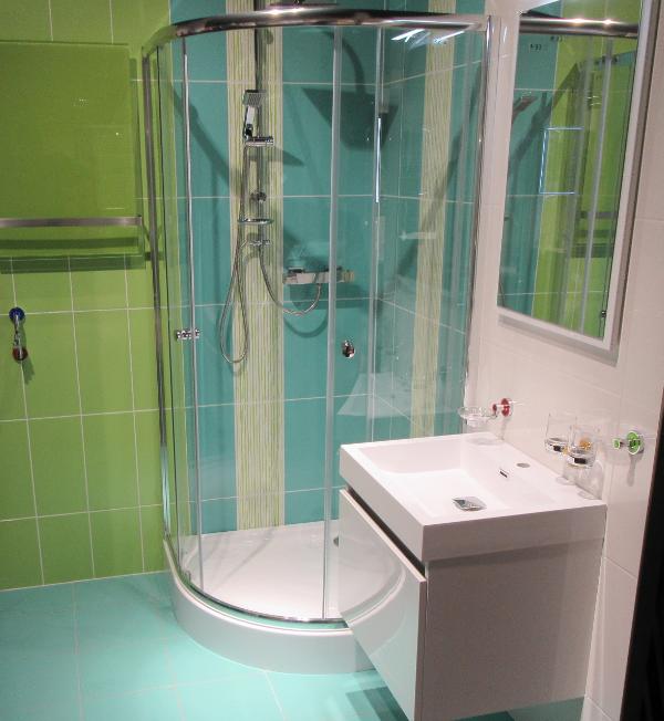 Sprchová baterie Optima bez sprchového setu 150 mm chrom SIKOBST268H